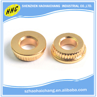 China supplier closed end barrel nut