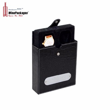 New innovative product ideas carton leather watch boxes