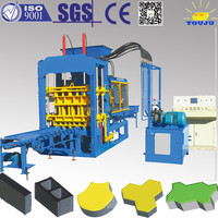 made in china brick making line/automatic gypsum block production machine for sale