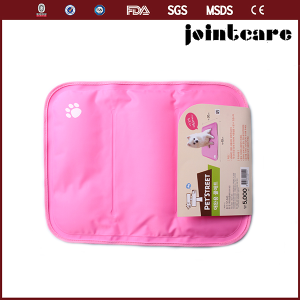 Pet comfort gel cooling pad, wholesale Dog Cat Pad Cool Water Gel Mat Pet Cooling Cushion, cool gel mat