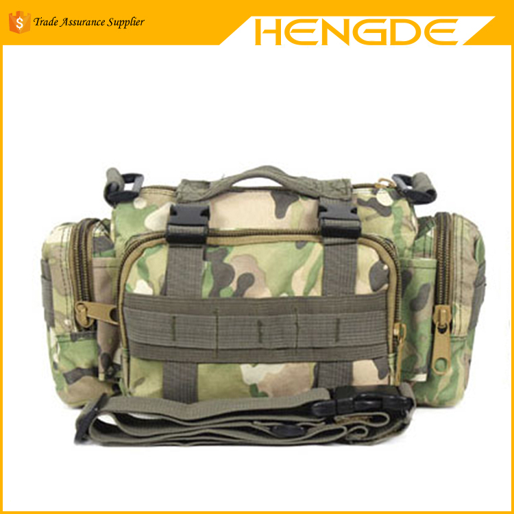 Wholesale fishing tackle waist bag for lure fishing