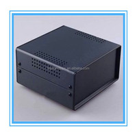 Custom OEM ODM Precision Sheet Metal Electronic Enclosure for Radio playing system in dongguan china