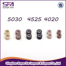 silicone ring micro bead ring for hair extensions