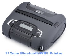 Thermal best mobil phone/tablet bluetooth mini ticket printer WOOSIM WSP-I450