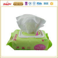 Non-alcoholic Personal Cleaning Wet Wipes