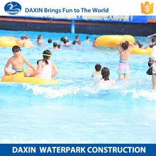 Daxin Fiberglass Swimming Pool Wave Machine Surfing Wave Pool Machine