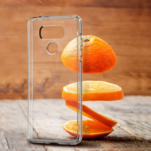 Transparent clear phone cover for LG G6 TPU case / ultra-thin TPU protector for LG G6 gel cover / TPU back cover for LG G6 case
