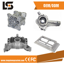 20 years professional OEM CNC aluminum die casting accessories with anodizing in china factory