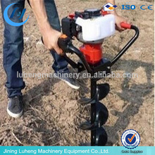 earth drilling machine hand small digging machine manual auger drilling hole digging tools