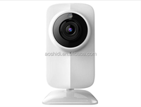 1/4 CMOS Local Storage Max 64G Wifi Camera For Home Security