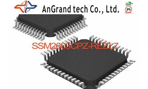 SSM2603CPZ-REEL7 IC CODEC AUDIO LOW POWER 28LFCSP SSM2603CPZ-REEL7 2603 SSM2603CPZ SSM2603 SSM2603C SSM2603CP