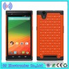 Case For ZTE Blade L2 mobile phone cover ,Hybrid 2 In 1 PC Silicon Combo Cover