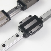 High precision linear guide block and CNC linear guide rail for sale