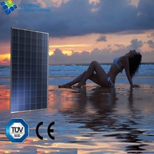 Top Quality Best price 300w Poly pv MODULE/solar panel with UL/TUV/MCS/CE/PV CYCLE