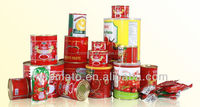 2200g chinese cheap tomato paste exported to DUBAI