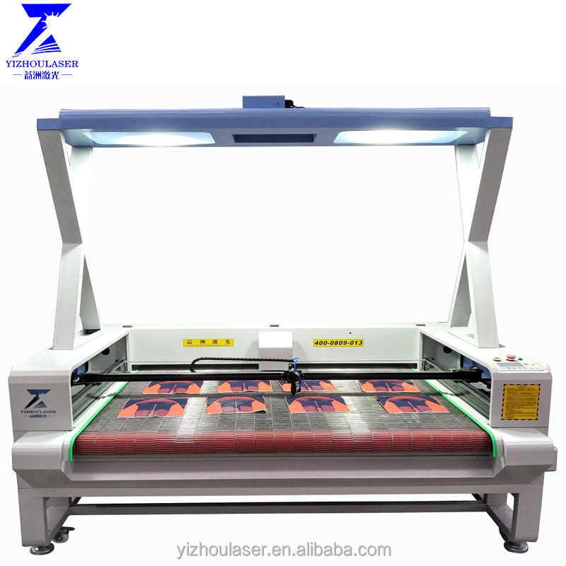 Automatic cnc leather laser cutting machine price for leather