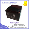 Kanglida solar lead acid agm 12v 28ah battery