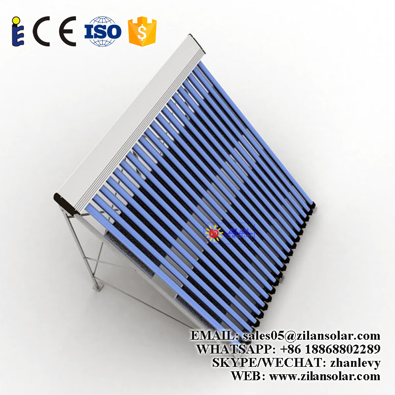 Pool solar heating 18tube solar collector
