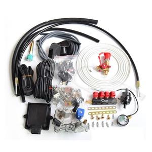 CNG LPG Injectors 4/6/8 Cylinder Converter Kits Complete kit