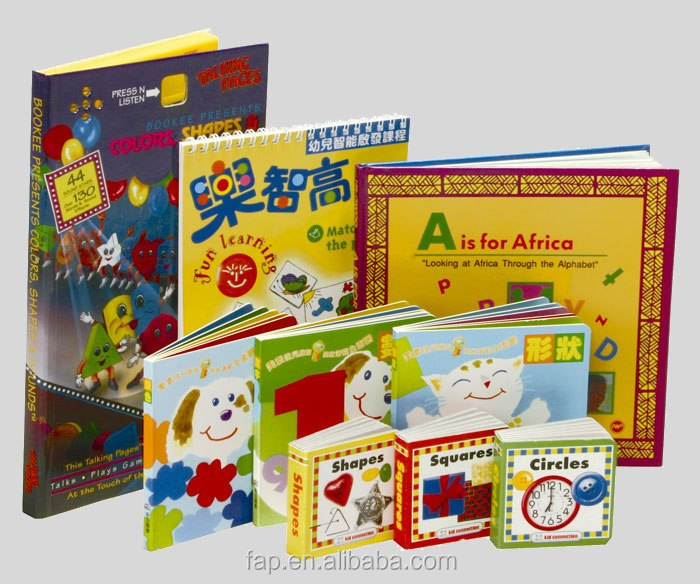 Most popular new arrival paper drawing book for child