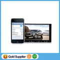 Double 2 Din In-dash DVD Player, 7 Inch 800*480 RDS FM AUX USB HD EQ MP5 Video Stereo Autoradio With Rear View Camera