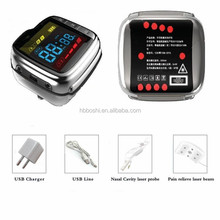 Diabetes soft level laser semiconductor medical machine