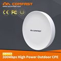 2017 COMFAST CF-E210N 2.4GHz Outdoor WiFi Bridge /3-5km Long Range outdoor WiFi CPE For Monitoring project
