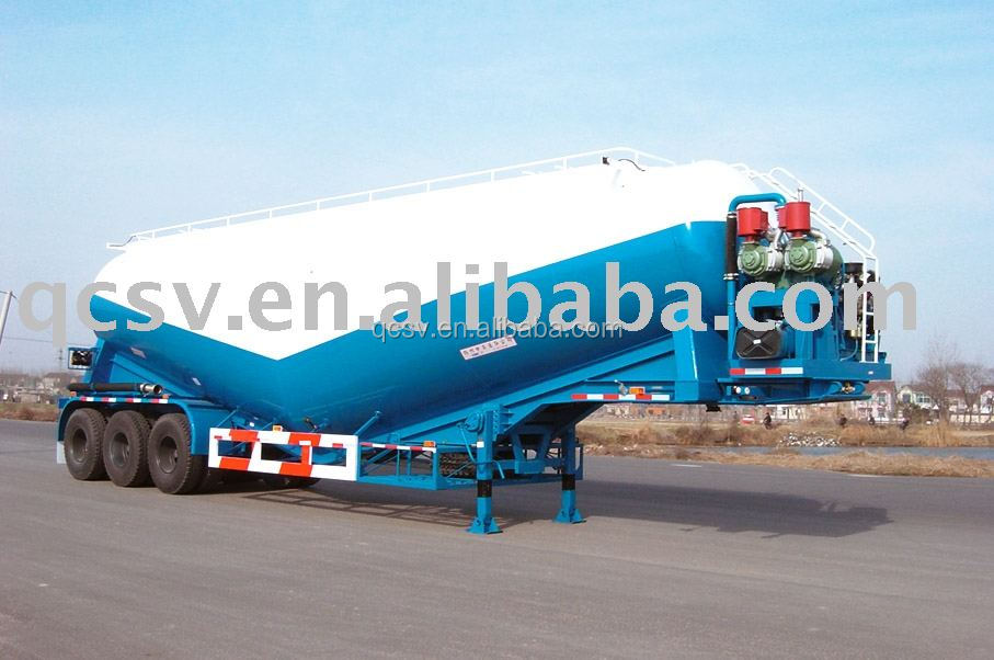 30CBM Cement Tanker trailer with 3 axles for sale