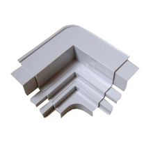 High Quality Plastic Profiles L Shape Rigid Pvc extruded Profile