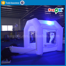 2016 New design inflatable cash cube money machine booth for sale