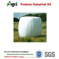 Agri packing use Hay plastic silage film