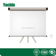 150 inch projection screen/pvc white matt projection screen fabric