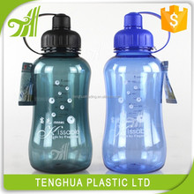 2000ml Promotional gift plastic canteen,water bottle