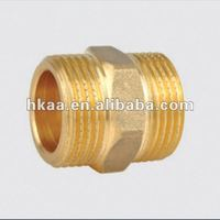 Brass Reducing Nipple Ball Joint Fitting nipple drinker nipple clamps