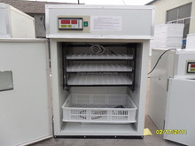 automatic incubator for 200 chicken eggs WITH plastic incubator egg tray