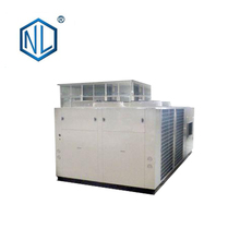 high efficiency energy saving rooftop air conditioning unit