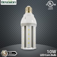 Reliable quality high power 10w led corn bulb IP64 Samsung LED