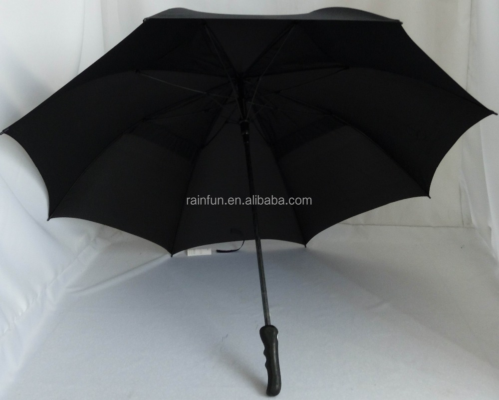 30'' Name brand 2 Layers Golf Umbrella with air vent