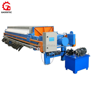Professional Manufacturing Automatic Membrane Filter Press Price