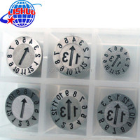 Wholesale Plastic Mold Components Date Stamp/Insert/Indicator