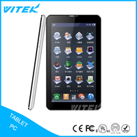 China Supplier 7 inch Bright Tab 2G SIM Android Tablet