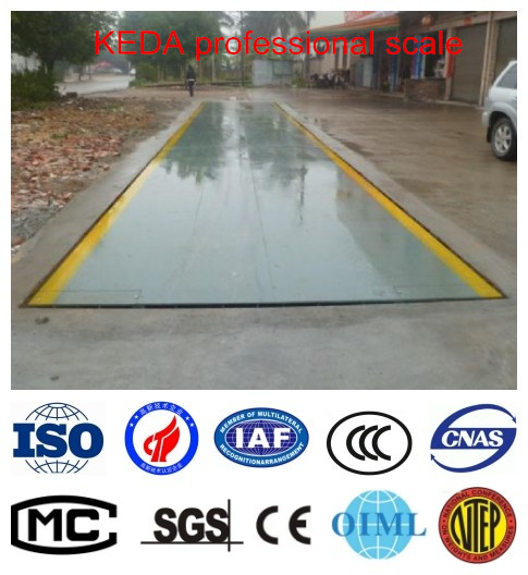 50 ton china supplier weighbridge