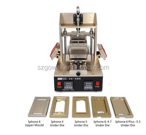New 5 In 1 Multifunction for Samsung Bezel Middle Frame Separate Machine +Vacuum Lcd Screen Separator +Glue Remover +Hot Plate
