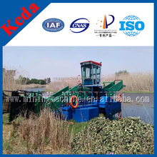 High Quality Automatic Aquatic Water Mustard Harvester for River