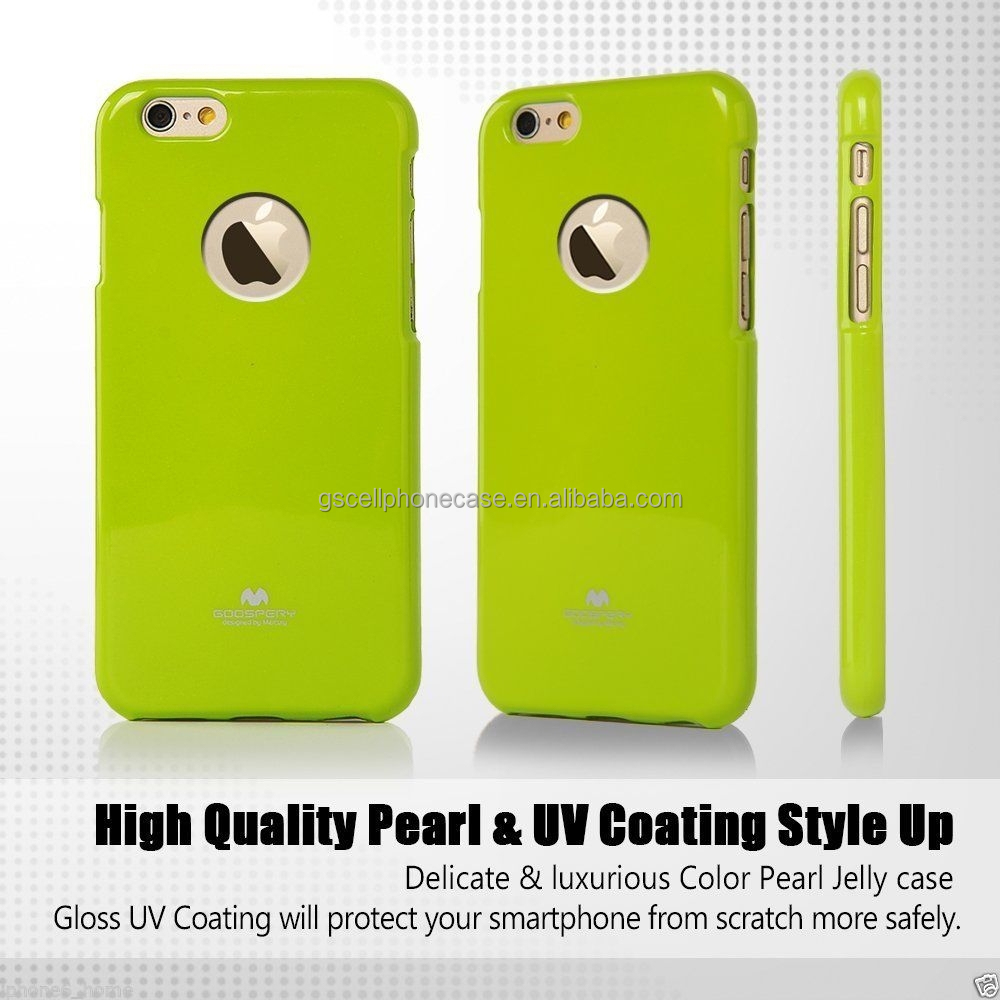 Mobile Phone Case Cover For Iphone 4/4s,Mercury Jelly Case For IPhone 4/4s5/5s