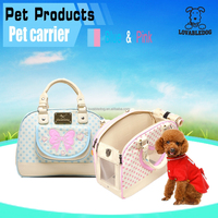China Wholesale High quality Handbag dog carrier pet bag pet carrier for small dog