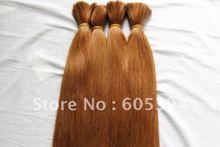 Hot selling cheap 100% loose human bulk hair for wig making wholesale virgin hair bulk