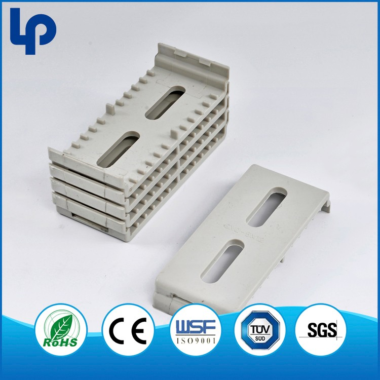 Lepin low price Telecom Network ABS pp cable clips , cord holder
