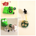 sound module for plush toy motion sensor activated sound modules