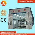 spray paint booth for truck with CE